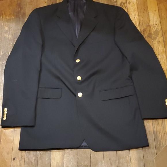 Men's Ralph Lauren suit jacket blazer sz 41 long